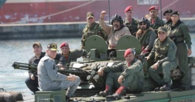 Russia and China will Participate in Military Exercises in Venezuela