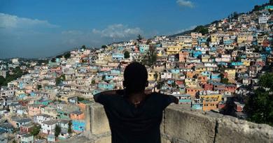 Today nobody is Haiti