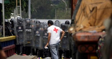 "Red Cross Denounces Unsanctioned Use of its Emblems to Smuggle US ""Aid"" to Venezuela"