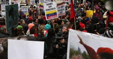 People worldwide stand with Bolivarian Venezuela