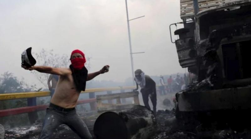 Freddy Bernal: More than 300 injured this weekend by Fascist Aggression (+ videos)