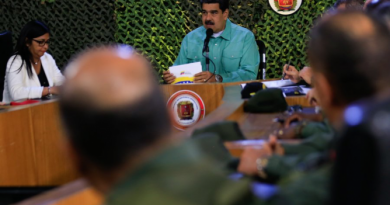 Military exercises culminate: Maduro orders a special military deployment