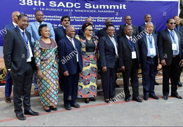 Southern Africa Development Community Declares Support to Maduro