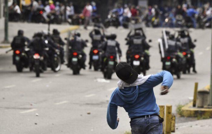 Criminals led violent acts on January 23rd