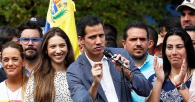 Ten European Countries Recognise Guaido as Interim Venezuelan Leader