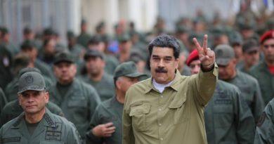 Russia says blocked from Venezuela talks in Uruguay