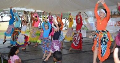 PDVSA La Estancia Invitation to Participate in a Popular Dance Workshop