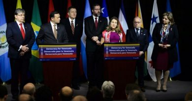 Corporate Interests Could Underlie Canada's Support for Venezuela Coup