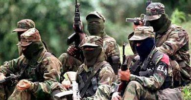 Colombian ELN Pledges to Help Repel Any US Attack on Venezuela