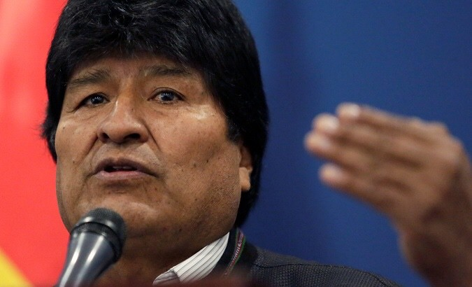 Bolivia Calls for Global Support of Venezuelan Peace Talks