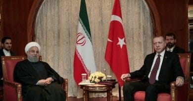Leaders of Russia, Turkey, Iran Meet to Discuss Syria's Future