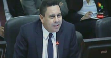 OAS: Ambassador Moncada Slams US' 'Pillage' of Venezuela