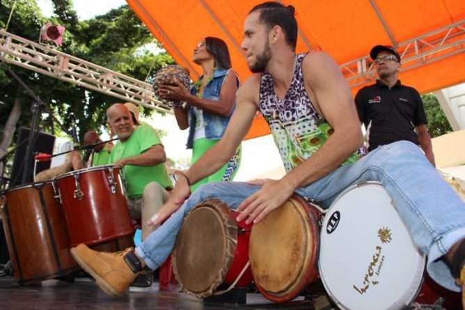 Pdvsa La Estancia organizes a concert to the rhythm of the drum for this Sunday