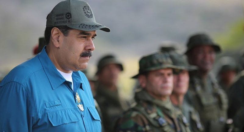 Maduro: Special Military Deployment on Border with Colombia