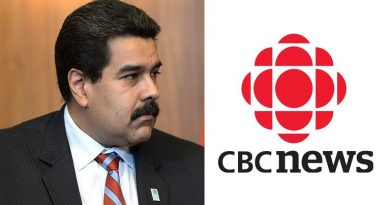 Venezuela Gets Foreign aid with Maduro's Consent. Canadian State Media is 'Comfortable' Denying it.