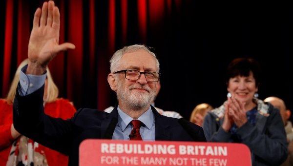 Jeremy Corbyn Rejects US, UK Gov'ts Intervention in Venezuela