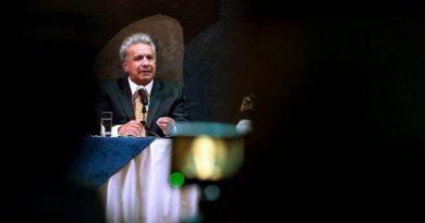 Ecuador's Lenin Moreno linked to an offshore company