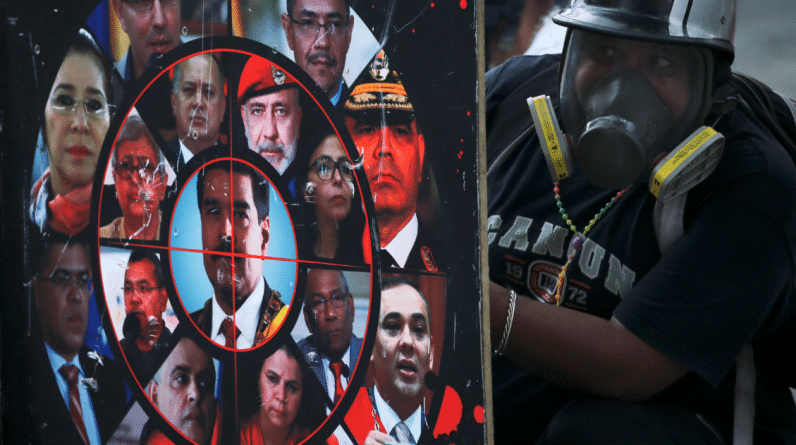The Global Left and the Danger of a Dirty War in Venezuela