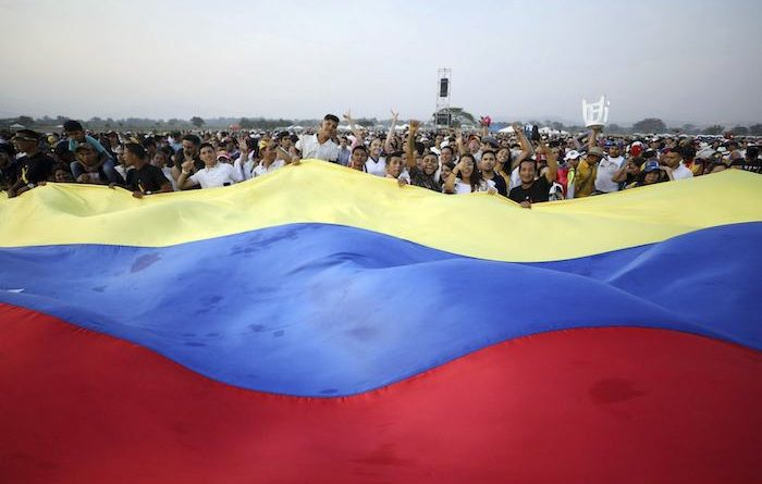 A Call to Halt an Illegal Invasion of Venezuela