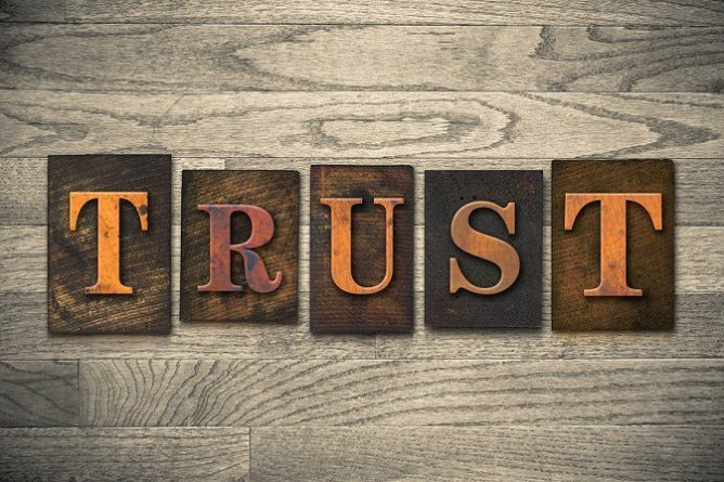 Trustworthiness, That's the Question