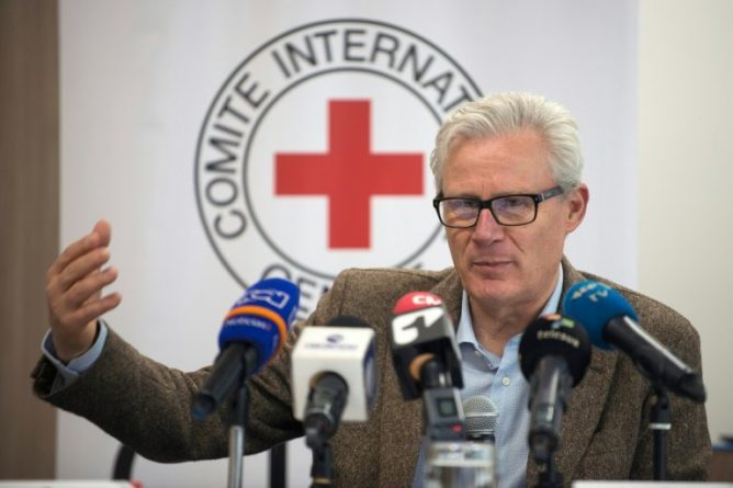 Red Cross Denounces Serious Humanitarian Situation in Colombia