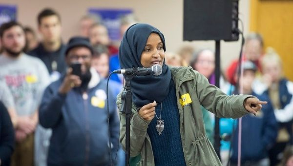 Democrats Put Off Anti-Semitism Resolution After Outpouring of Support for Ilhan Omar
