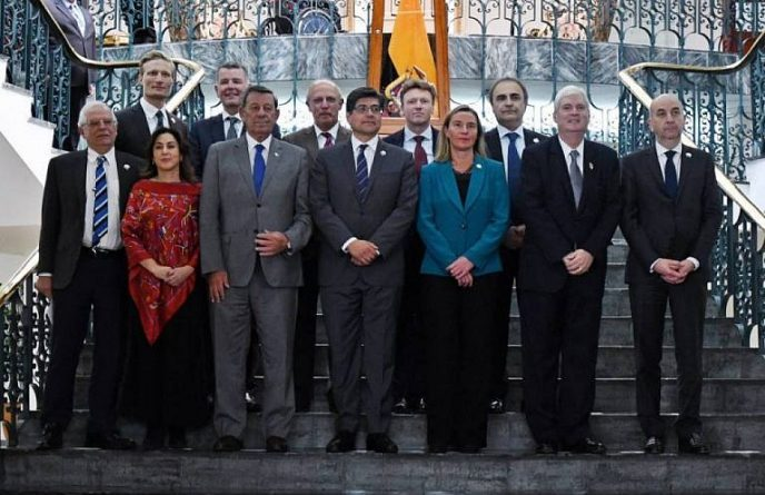 Venezuela Rejects Interventionist Declaration of the International Contact Group