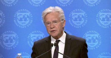 IMF Ignores Guaidó - Lack of Consensus