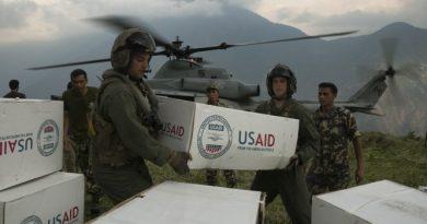 Why Won't Maduro Let US Humanitarian Aid Into Venezuela? History.