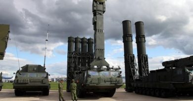 Venezuela Military Deploys S-300 Missiles Following Russian Planes Arrival (Reports)