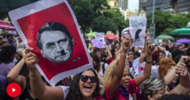 Brazil's Far-Right President Visits CIA on Friendly US Tour