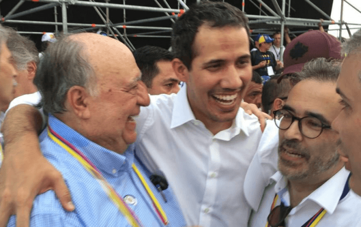 "Self-proclaimed's ""Ambassador"" in Colombia: We Will Take Care of the Defectors"
