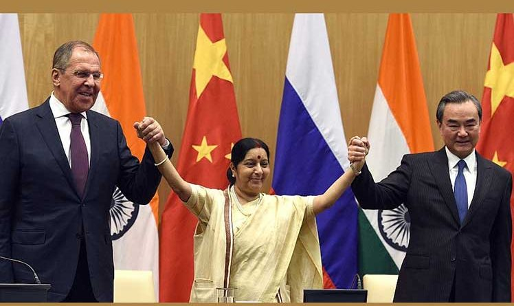 India, China and Russia Support Venezuela and UN Charter