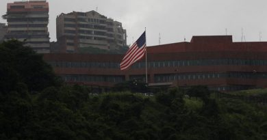 Venezuela Gives the Diplomatic Staff of the US 72 Hours to Leave the Country