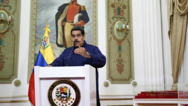 Maduro Presents Details of Attacks Against Electrical System