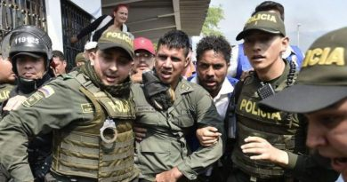 """Law Enforcement Defectors Abandoned: Another Crack on """"Guaido's Plan"""""""