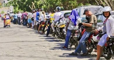 Long Lines for Gas in Cucuta After Border Closing