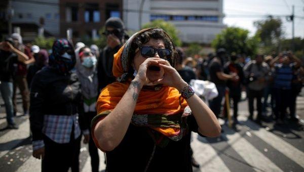 El Salvador Activists: Water Is a Human Right, Not Merchandise