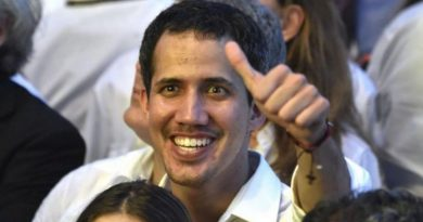 Guaido, a Laboratory Product That No Longer Works