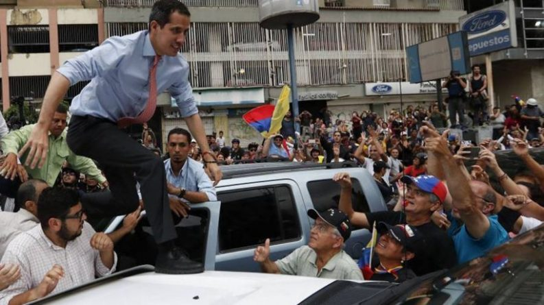 They Need Guaido in Jail to Revive the Coup Plan