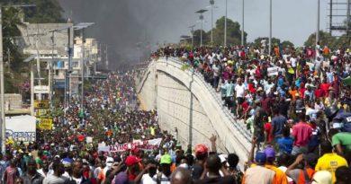 Recent Unrest Reveals Continuing Revolutionary Spirit in Haiti