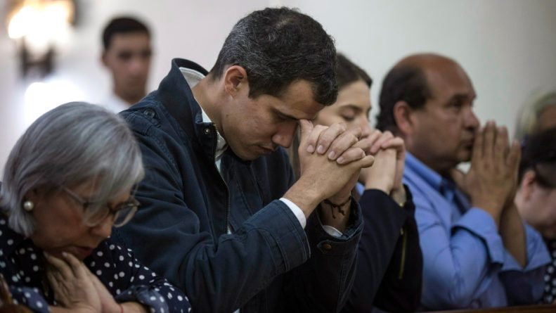 Why Was Guaido Barred from Holding Public Office for 15 Years?