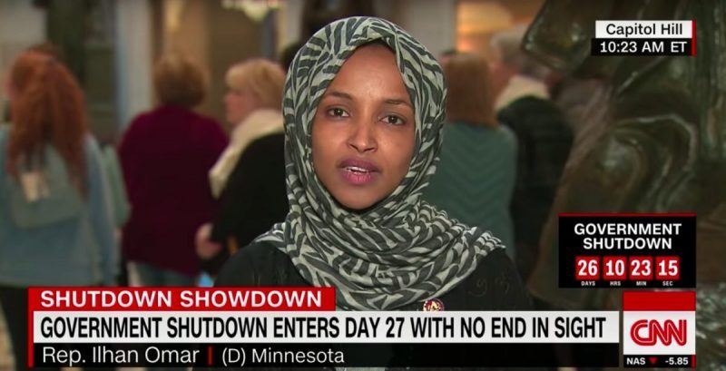 Ilhan Omar Defies Dem Leaders By Not Recognizing Venezuela's Guaido: 'Absolutely Not'