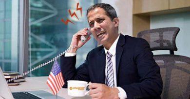 "International Media Stop Calling Guaido ""Interim President"""