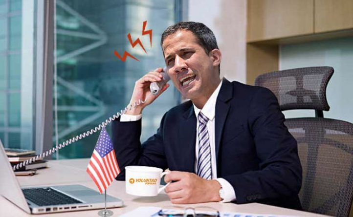"International Media Stop Calling Guaido ""Interim President"""