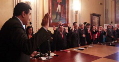 Maduro On a Cabinet Shake Up