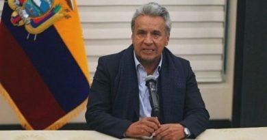 Ecuador National Assembly to Start Corruption Probe of Moreno