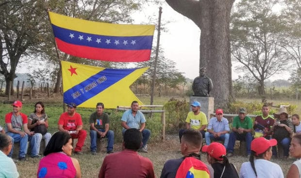 10 Years of Community Journey in El Maizal Commune: For Chávez and Socialism, We're Going for More!