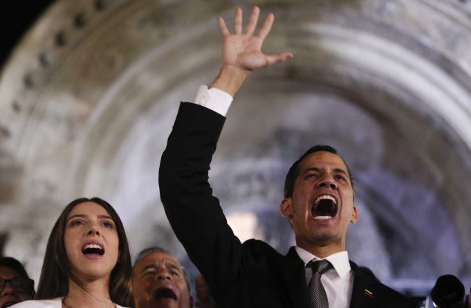 Who is Guaido?