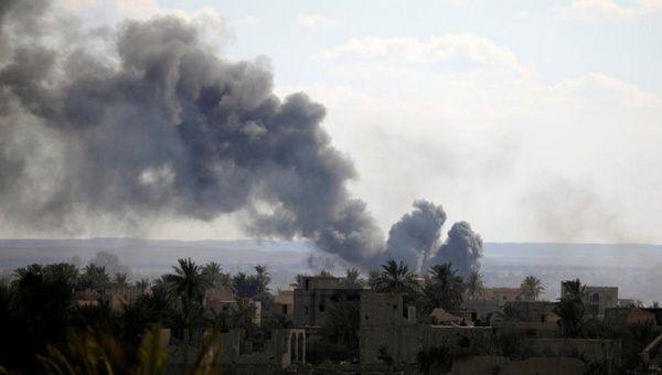 US-led Coalition Bomb Kills 50 Syrian Women, Children